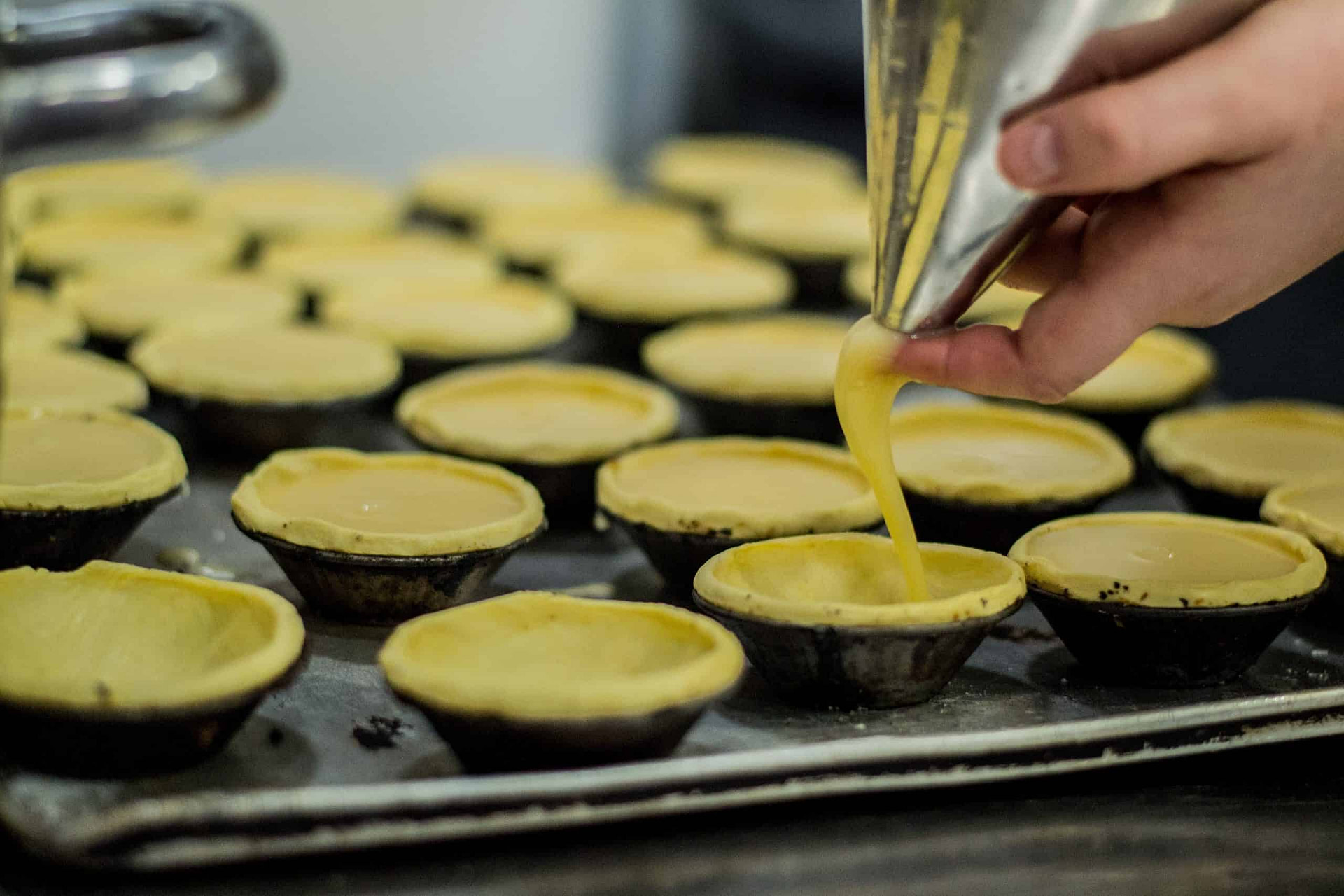 Atelier pastel de nata : cuisinez le fameux flan pâtissier !