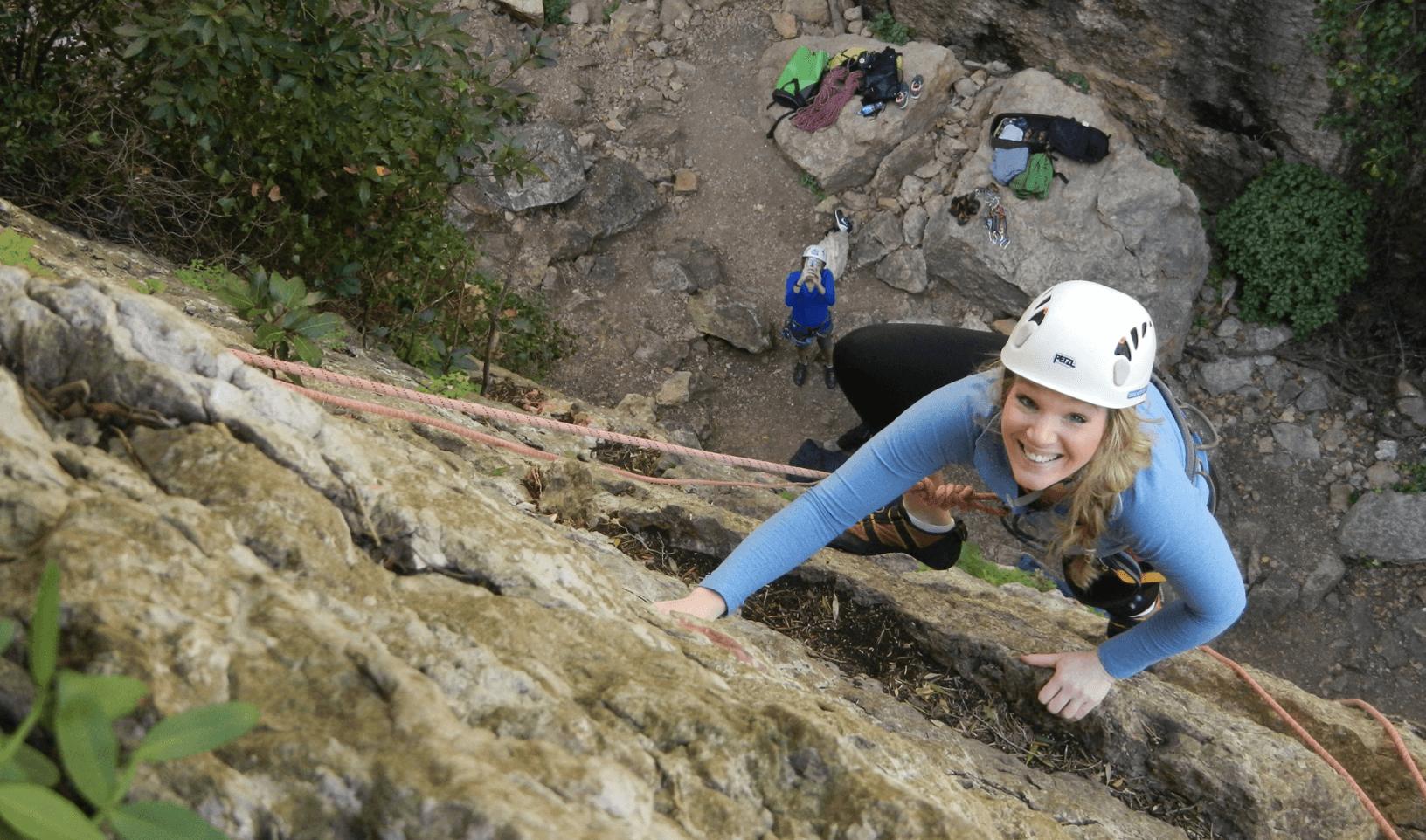 Escalade à Serra da Arrábida