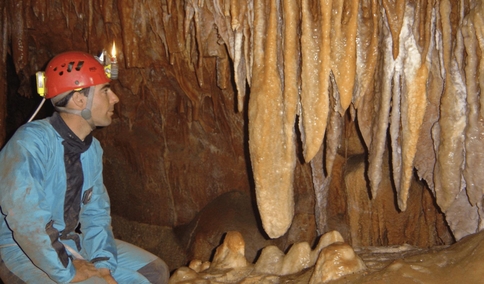 """Spéléologie : la grotte """"Lapa Verde"""""""