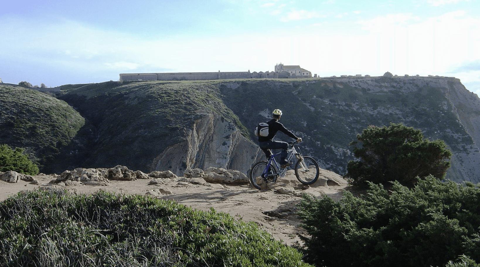Tour en vélo électrique à Arrábida