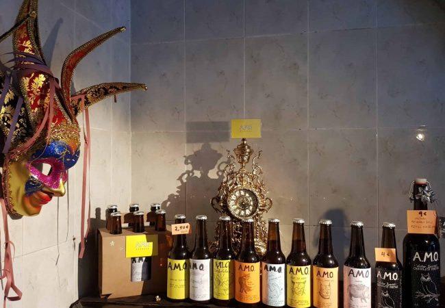 AMO, des bières artisanales participatives brassées avec amour à Lisbonne
