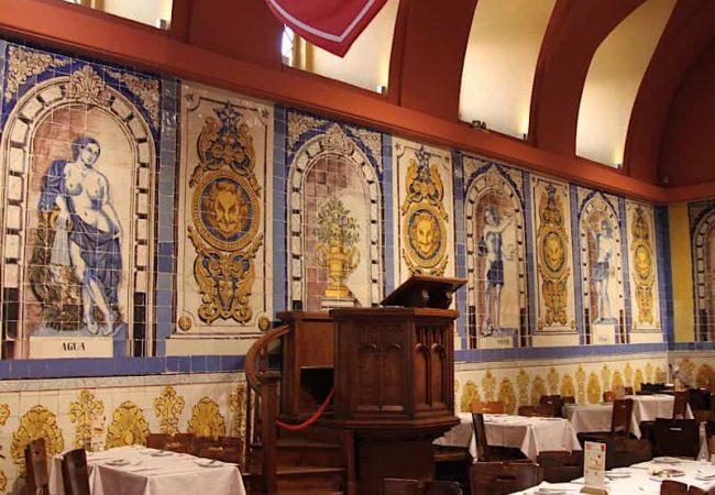 Cervejaria Trindade, la plus ancienne brasserie du Portugal.