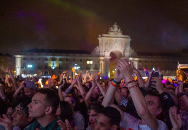 La gay pride de lisbonne s'appelle Arraial Lisboa Pride et se déroule au mois de juin