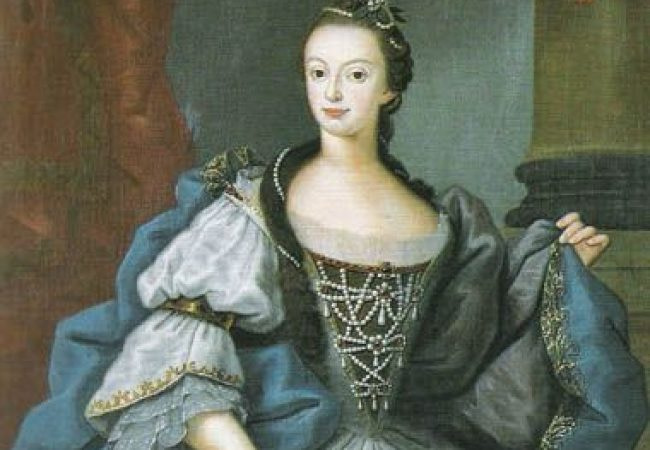 Maria 1er, reine du Portugal
