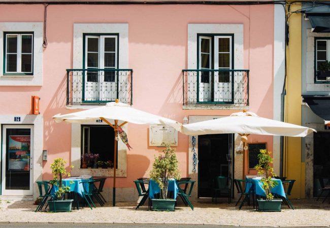 Guide de voyage des restaurants de Lisbonne