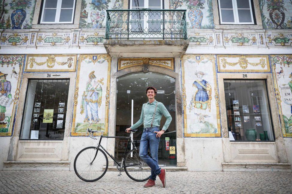Elliot, guide à Lisbonne a fondé Monlisbonne.com le meilleur site blog de conseils sur Lisbonne