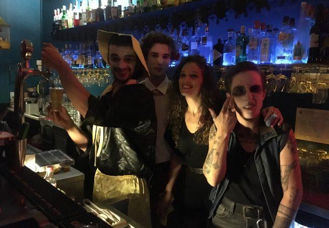 Purex est l'un des bars gay-friendly les plus fréquentés par la communauté LGBT de Lisbonne