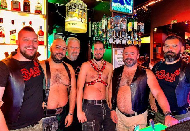 Tr3s est un bar gay pour bears mais qui accueille toute la communauté LGBT de Lisbonne