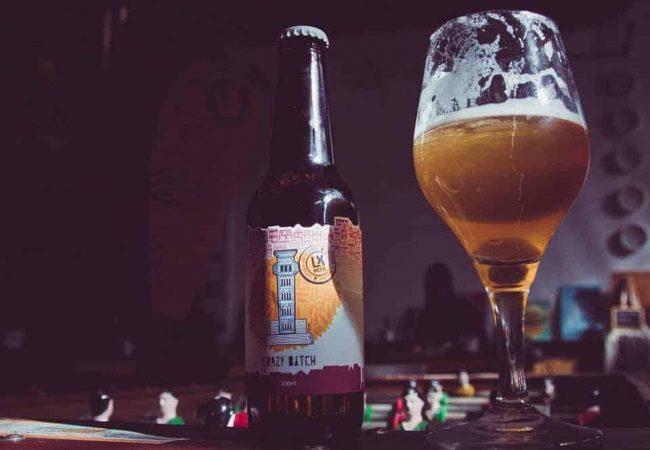 Brasserie portugaise Lx Beer pionniere des bieres portugaise artisanales située près marques de pombal