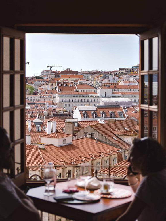 Trouver un appartement dans le centre de Lisbonne pour un gros groupe evg evjf